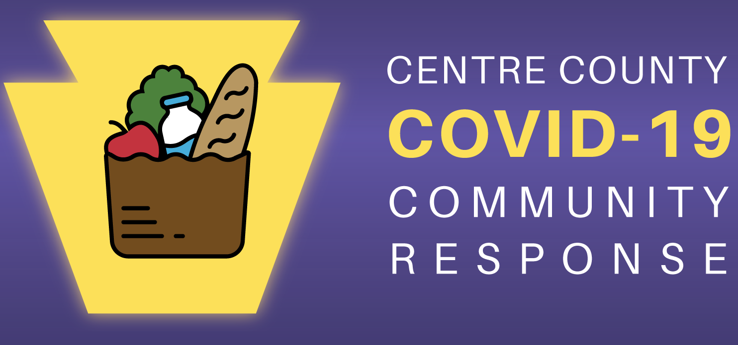 Centre County Covid-19 Community Response Website